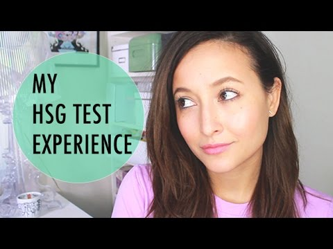 HSG Test Experience | Friedia
