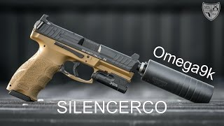Silencerco Omega 9K