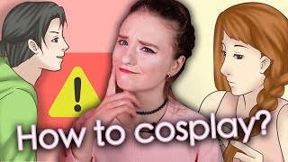 Learning How to Cosplay With Wikihow   AnyaPanda