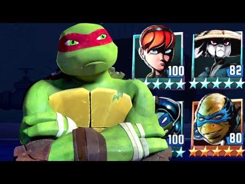 Ninja Turtles Legends PVP HD Episode - 462 #TMNT
