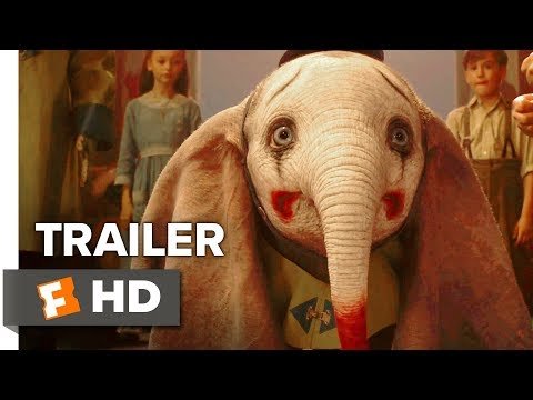 Dumbo Trailer #1 (2019) | Movieclips Trailers Mp3