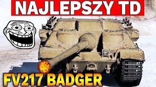 NAJLEPSZY TD X TIERU? - FV217 Badger - World of Tanks