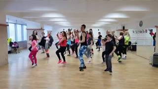 Zumba Fitness - Party in Transilvania