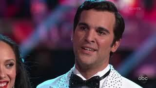 "HD Juan Pablo Di Pace and Cheryl ""Quickstep"" - DWTS Week 2 Night 1 | Season 27"