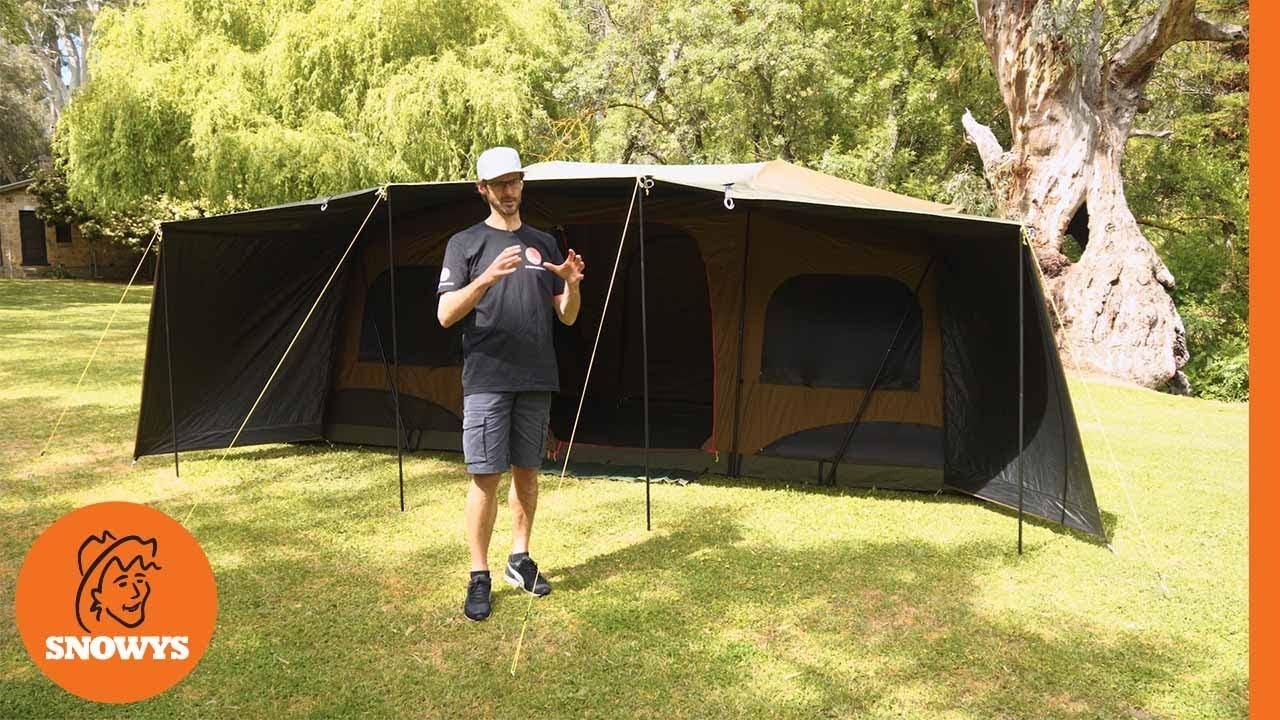 Instant Up 10P Lighted Northstar Darkroom Tent