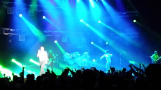 311 Jackpot LIVE opening for Unity Tour in HD - Boston 2013