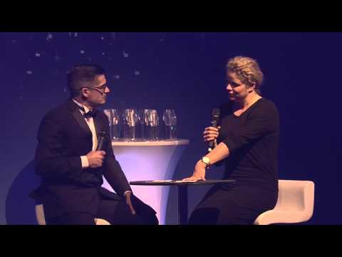 IBJ Awards 2015 - Kim Clijsters' interview