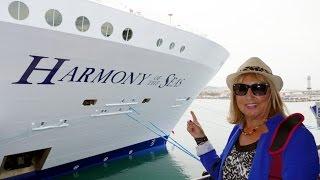 HARMONY of the SEAS She is