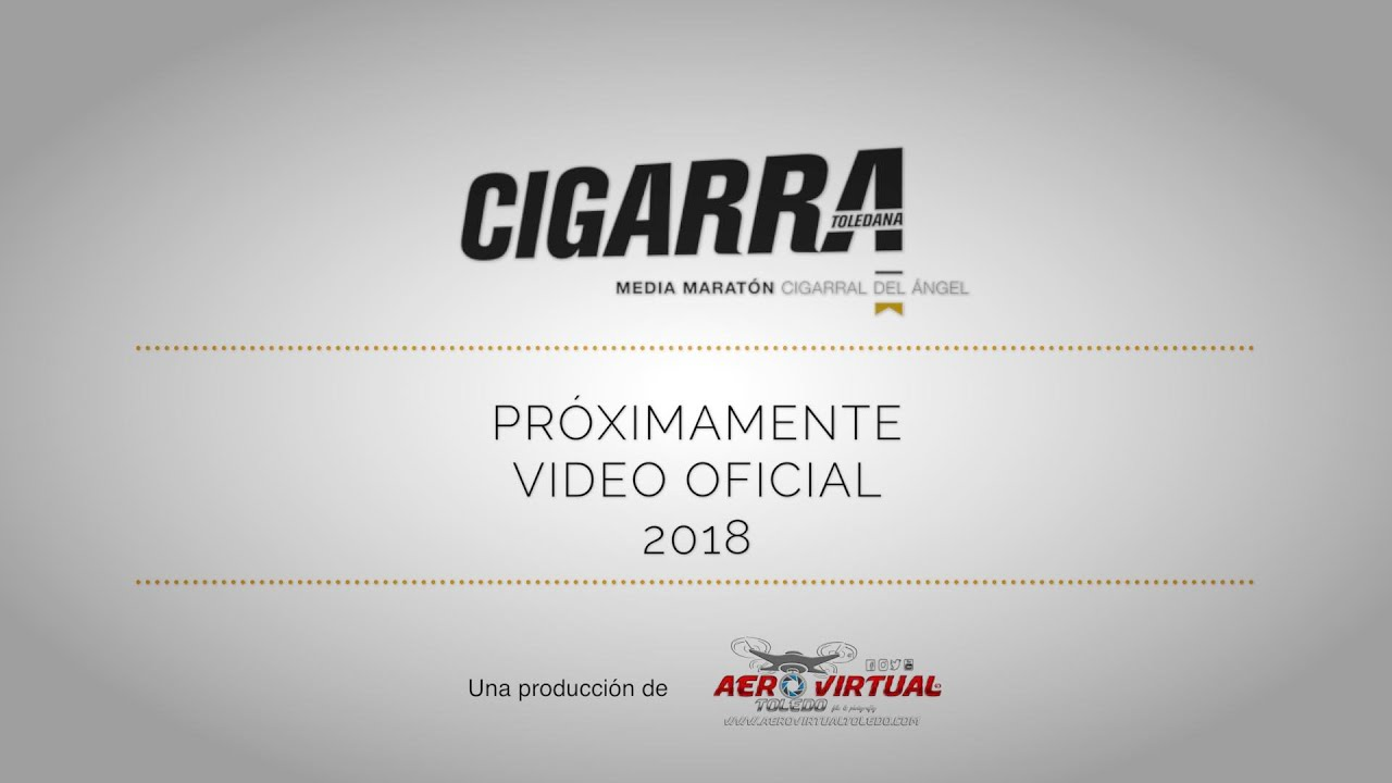 REEL CIGARRA TOLEDANA 2018