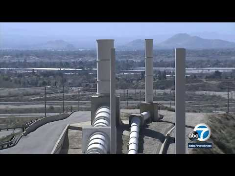 Record water imports helping to recharge Inland Empire groundwater | ABC7