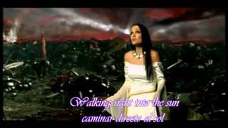 Tarja Turunen- Into The Sun (Inglés-Español)