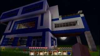 Minecraft KINO MIT TRICKFILM GER Tutorial Most Popular Videos - Minecraft hauser installieren