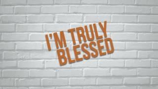 """Blessed"" Lyric Video"