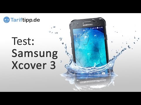 Samsung Galaxy Xcover 3 | Test deutsch
