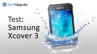 Samsung Galaxy Xcover 3 | Test deutsch