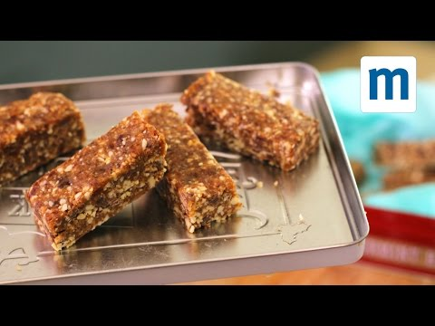 These No Bake Energy Bars Look Delicious, Are Super Easy To Make