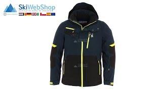Spyder, Tordrillo, ski-jas, heren, frontier blauw/zwart