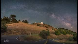 How to focus on the night sky