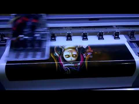 FL-Konica 512 i 4 and 8 Heads Printing Machine