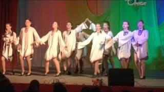 В Сланцах состоялся юбилейный концерт танцевального коллектива «Грация»