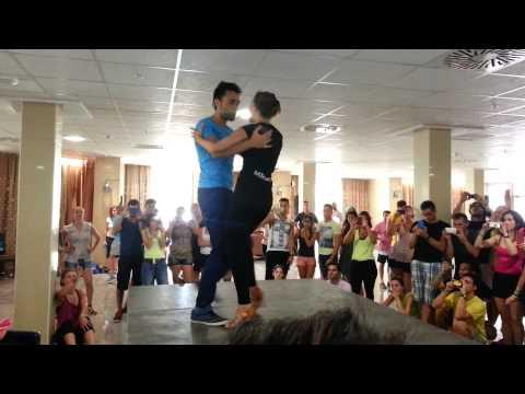 Esteban & Miriam Cullera Salsa Festival 2014