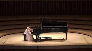Henri Dutilleux Sonata III  Choral et variations // Regina Lin