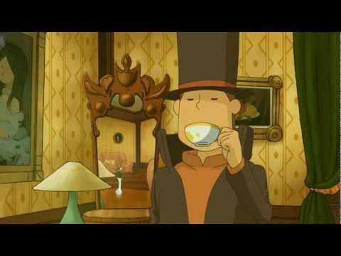 Видео № 0 из игры Professor Layton and the Miracle Mask (Б/У) [3DS]