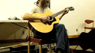 Charlie Parr - To A Scrapyard Bus Stop - Eagan Library Sessions