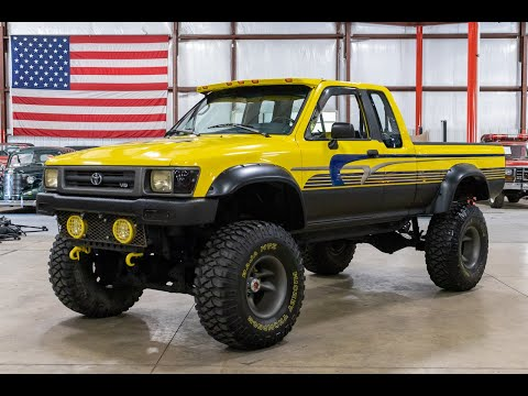 1993 Toyota Pickup (CC-1357567) for sale in Kentwood, Michigan