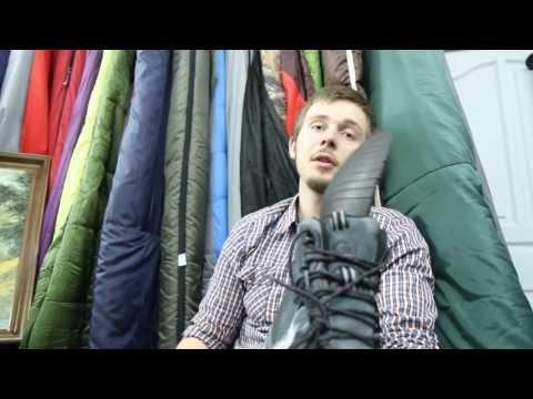 Треккинговые туристические ботинки Gravel «Вэй». Видеообзор.