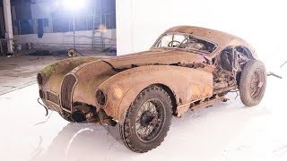 12 Most Incredible Car Finds That Cost A Lot Of Money