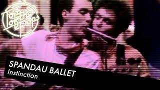 Spandau Ballet - Instinction - Top of the Pops