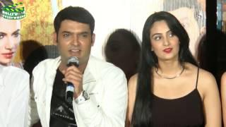 Kis Kisko Pyaar Karu 2015 | Movie Promo Event | Kapil Sharma, Elli Avram & Manjari Phadnis