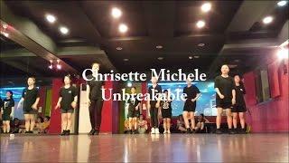 Chrisette Michele - Unbreakable Choreography by WonHye Kim