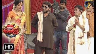 Hyper  Aadi Raijing Raju Performance | Jabardsth | 29th June 2017 | ETV  Telugu