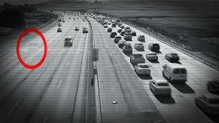 Это трудно объяснить. Это надо видеть! Это интересно - моменты на дороге. Сверхъестественное