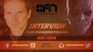 Interview With Metal Gear Solid V S Skullface James Horan