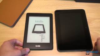Kindle Paperwhite Unboxing and First Impressions | Pocketnow