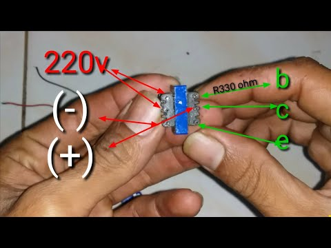 Download Dc To Ac Mini Lnverter Using Single Mosfet Video 3GP Mp4