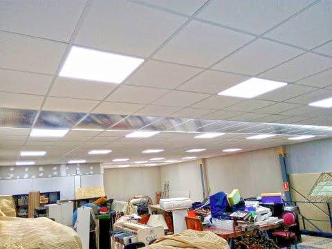 Como Montar un techo desmontable