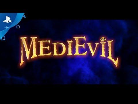 MediEvil - Teaser d'annonce | 2018 | Exclu PS4 de MediEvil