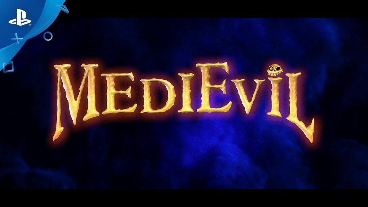 MediEvil revient sur PS4 en 2018 !