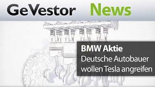 Aus Freude am (elektrischen) Fahren? BMW will Tesla angreifen