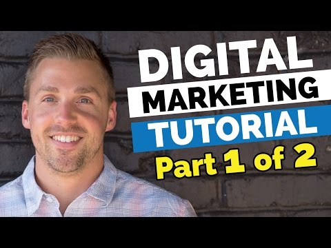 Digital Marketing Tutorial - How To Improve Your Campaigns ROI - Part 1 of 2
