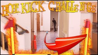Hilarious Indoor Office Field Goal Challenge! (Office Shenanigans Ep.9)