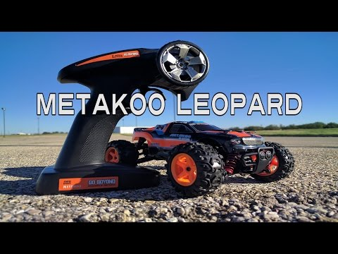 High Speed Mini RC Review: Metakoo Leapard Off Road Buggy