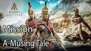 Assassin's Creed Odyssey Mission A-Musing Tale