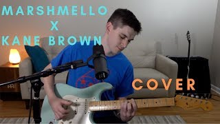 Marshmello X Kane Brown   One Thing Right Cover