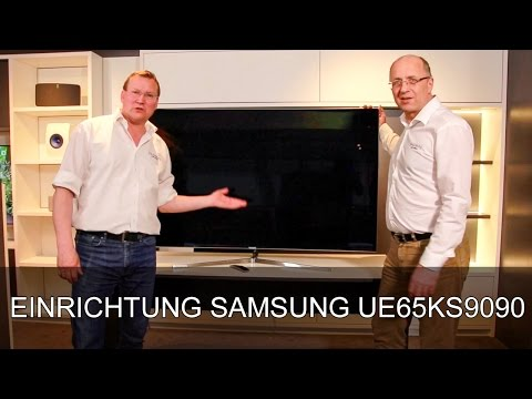 Samsung UE-65KS9090 - Produktvorstellung -Thomas Electronic Online Shop - KS9090