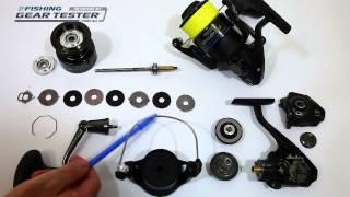 REVIEW: Rovex Big Boss II Spin Reel reviewed by FishingGearTester.com.au